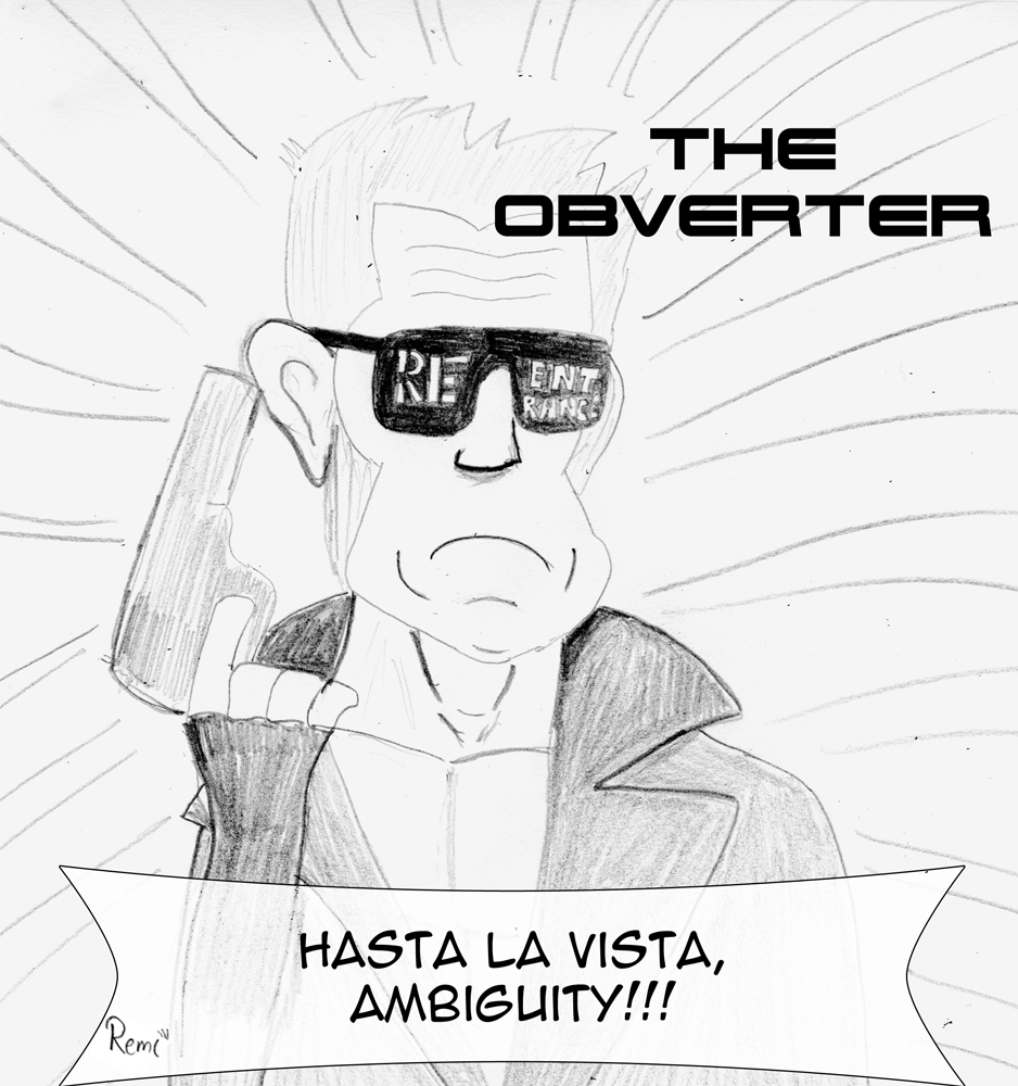The Obverter